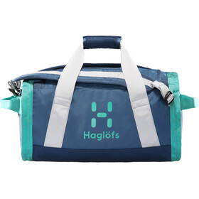Haglöfs Lava 30 Duffel Bag, blue ink/crystal lake
